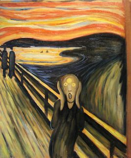 Munch-The Scream