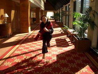 Running_Marie_hallway