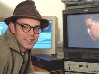 STRONGMAN Still Director Zachary Levy